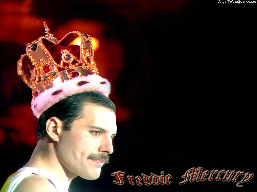 Freddie Mercury - Biografía y DooDle